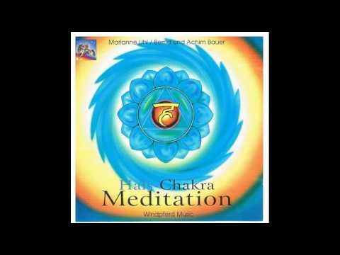 Throat Chakra Music / Hals Chakra Meditation
