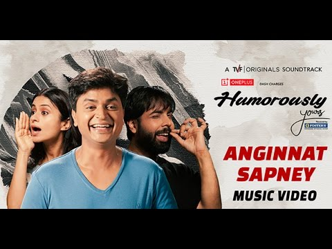 Anginnat Sapne Cover | TVF Humorously Yours