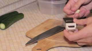 Как научиться быстро и правильно резать ножом