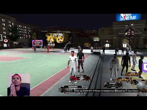 NBA 2K20 Hitting 95 OVR Running With Wizard !