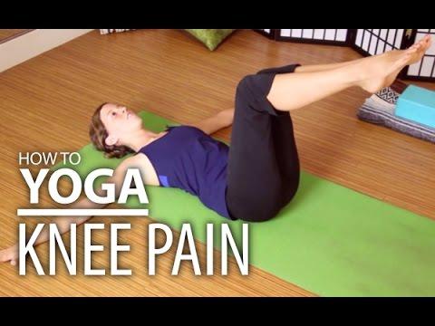 yoga exercises knee problems  modern life