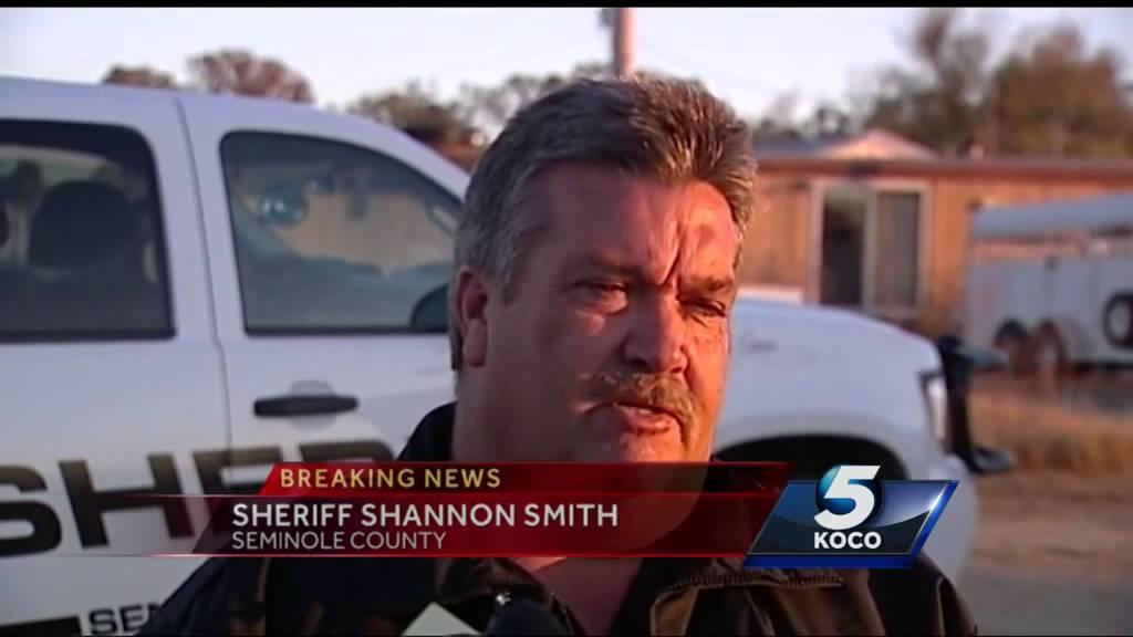 Suspected gunman caught in Seminole County after manhunt
