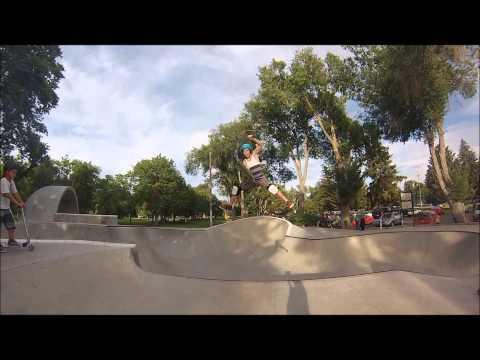 Sam Sperry Summer 2013 scooter edit