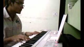 KHWAJA MERE KHWAJA PIANO COVER - JODHAA AKBAR