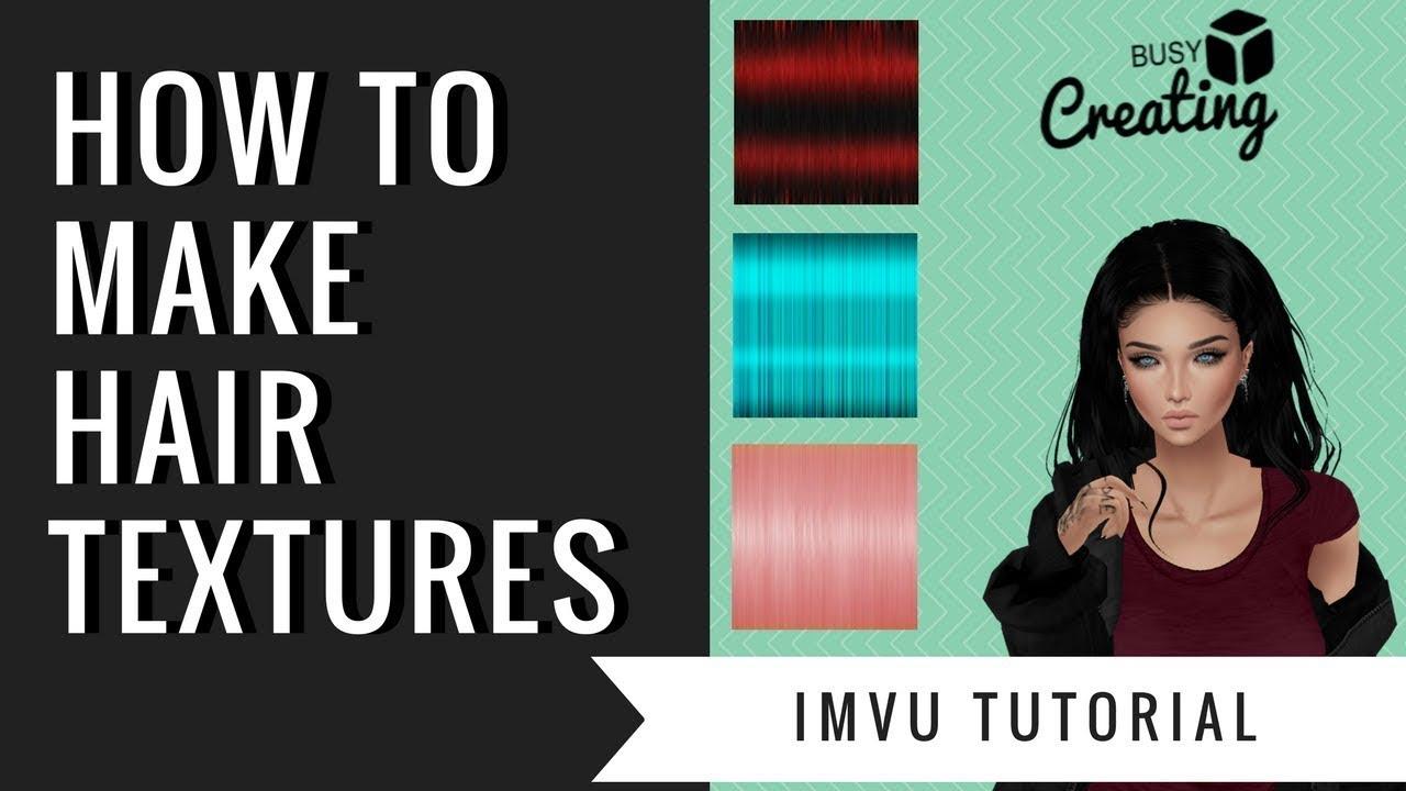 Making Hair Textures | Gimp | *Updated Version*