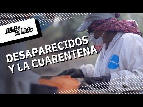 Familiares de desaparecidos: las otras víctimas de la cuarentena