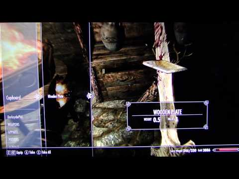 The Elder Scrolls V: Skyrim playthrough pt54  