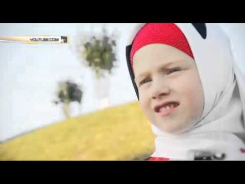 Дочери Кадырова снялись в музыкальном клипе