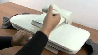 видео Гладильный пресс Domena SP 4400 NEO