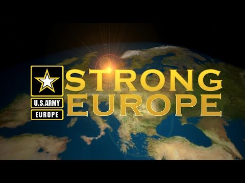 U.S. Army Europe Command Video (Previous Version)