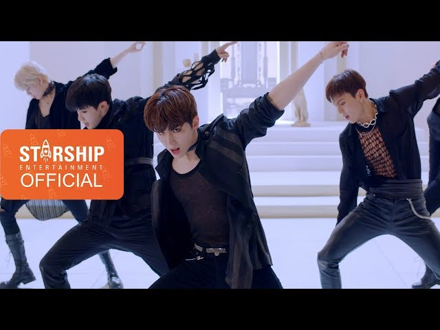 [Performance MV] 몬스타엑스 (MONSTA X) - SHOOT OUT