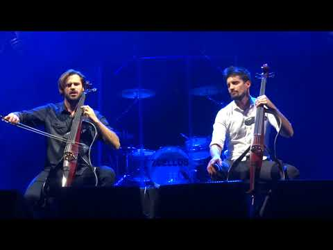 2Cellos-''My heart will go on''-Sofia,4/12/2017-SCORE tour indir