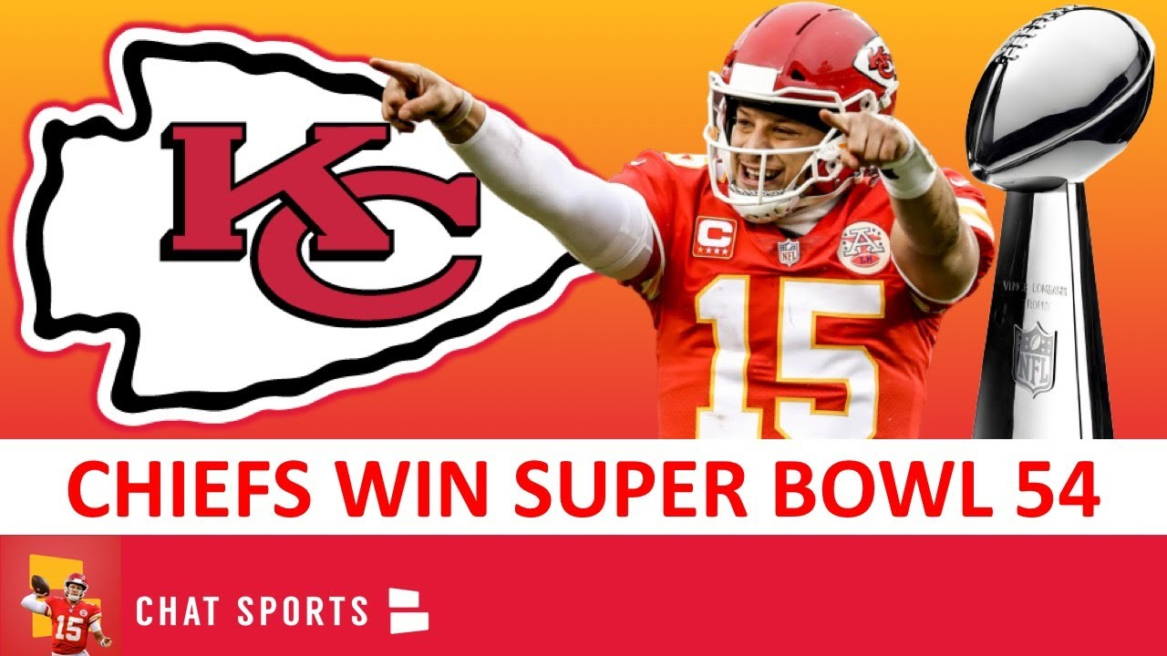 Chiefs Win Super Bowl 54 With 31 20 Win Over 49ers Patrick Mahomes Mvp Andy Reid Damien Williams Youtube