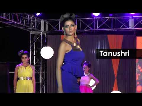 Indian Women's Fashion Show- Ramp Walk-High Fashion-Runway-Summer Collection