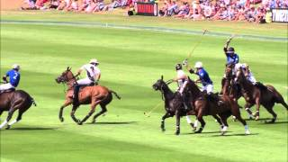 Cowdray Park Gold Cup Polo 2015