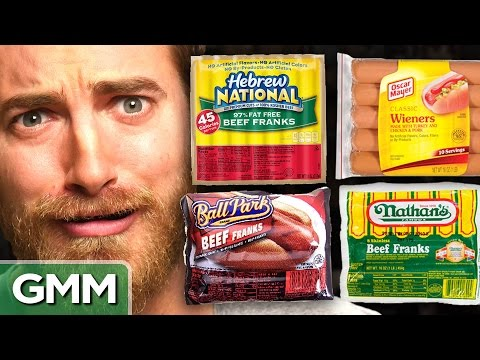 Ultimate Hot Dog Taste Test