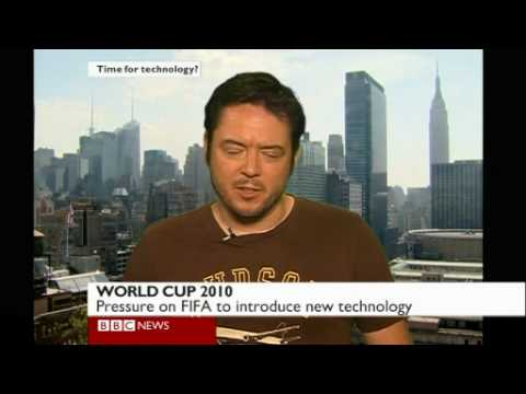 BBC World Cup Have Your Say - Technology in Football? (2/3)