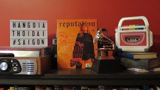 TAYLOR SWIFT - REPUTATION (TARGET MAGAZINE VOL 1 UNBOXING)