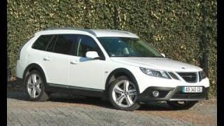 Essai Saab 9-3X 2009