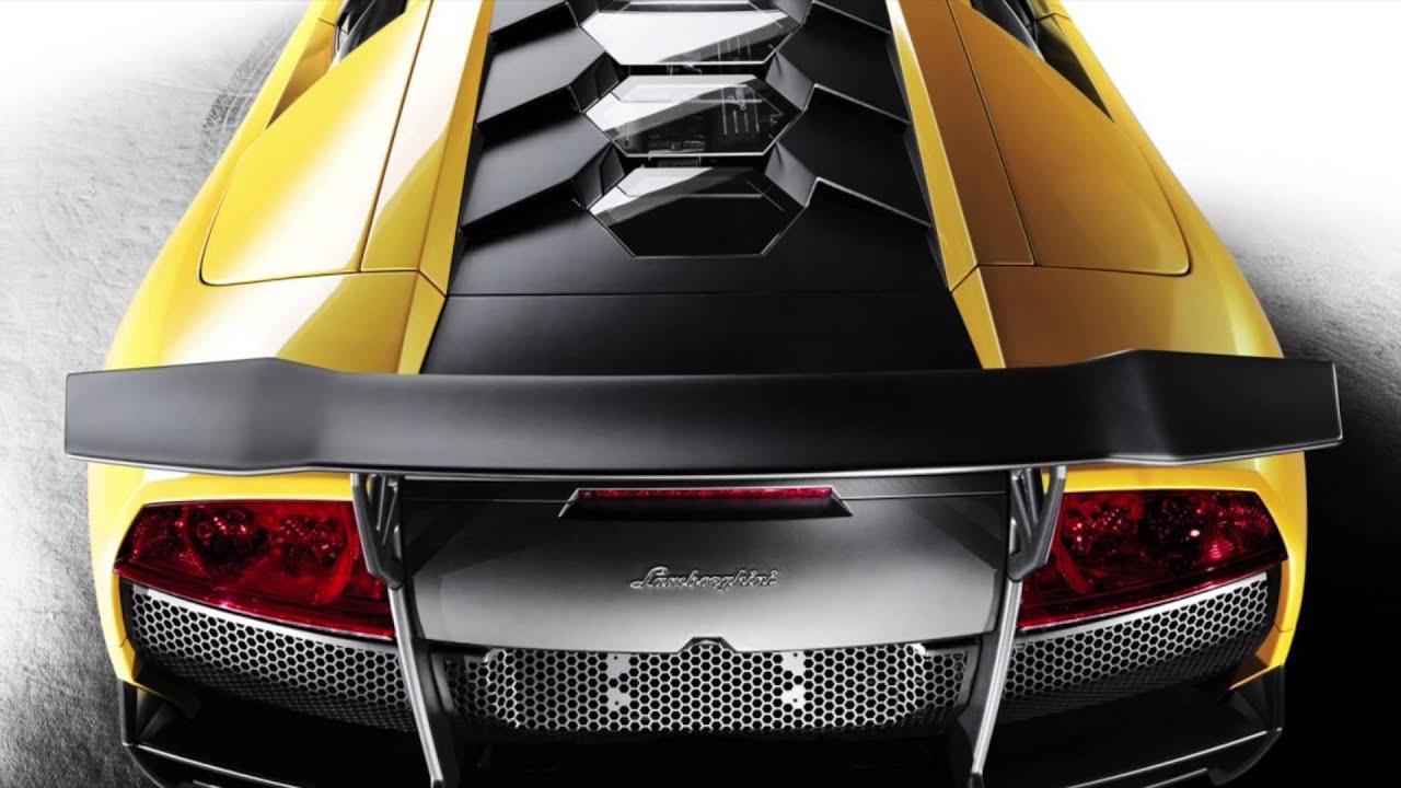 Top 10 Lamborghini Models - YouTube
