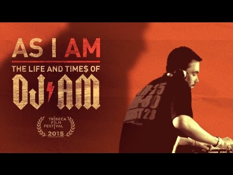 AS I AM: THE LIFE AND TIMES OF DJ AM Documentary with Director Kevin Kerslake
