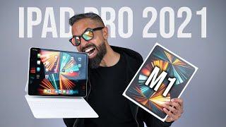iPad Pro 2021 (M1) UNBOXING
