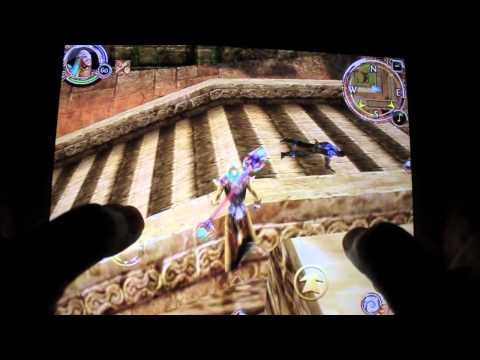 Order and Chaos Online for iPhone/iPod/iPad/Droid Episode 13 - Farming 60 Gear, Glitch and News