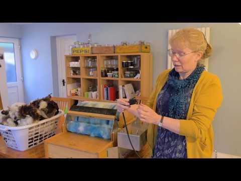 'Brother Drum Carder' Review, Electric Carding Machine