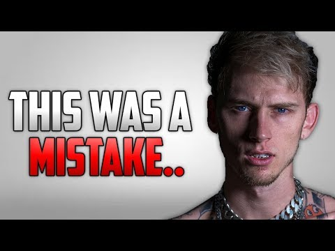 Machine Gun Kelly Brutally Disses Eminem..