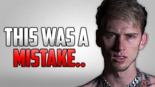 Machine Gun Kelly Brutally Disses Eminem..