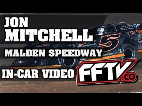 Jon Mitchell CCSDS Feature at Malden Speedway - 6/8/2012