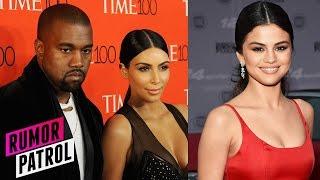 Kim LEAVING Kanye Post Nervous Breakdown? Selena Confirms Relationship? (RUMOR PATROL)