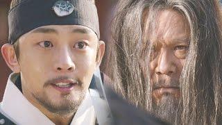 유아인, 천호진 분노에 눈물|《Six Flying Dragons》 육룡이 나르샤 EP48