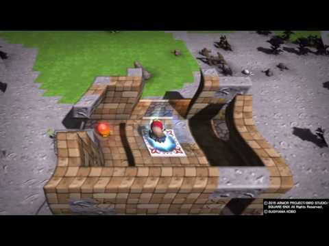 Download Youtube: DRAGON QUEST BUILDERS - Verdant Vision challenge, Chapter 4