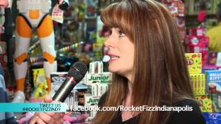 The Sweet Side of Rocket Fizz - Rocket Fizz Indianapolis