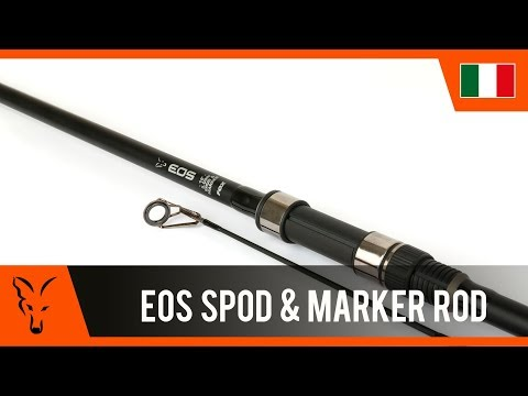 ***Carp Fishing TV Italia*** EOS – Canne Da Spod E Marker