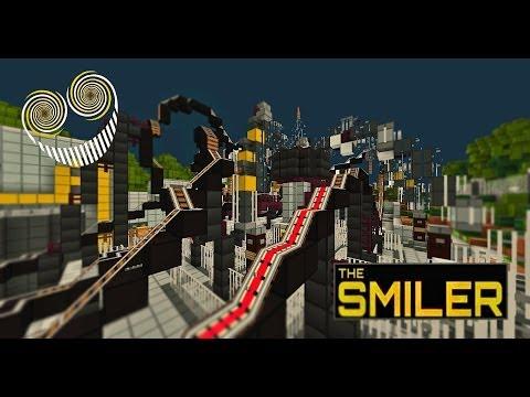 Minecraft - The Smiler (Alton Towers)