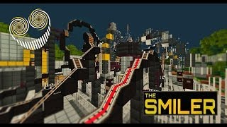 Minecraft - The Smiler (Alton Towers)