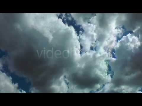 Clouds Time Lapse 6 - Stock Footage | VideoHive 4891989