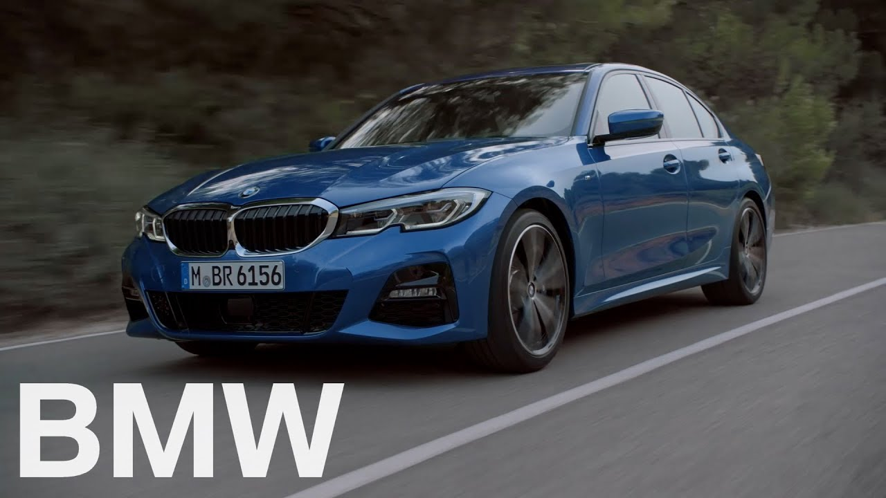 The All New Bmw 3 Series All You Need To Know G20 2018