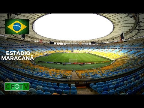 Maracanã Stadium - Brazil