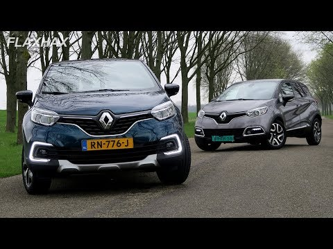 Old vs New: 2018 Renault Captur (INTENS) Full Review- Is the new Captur actually better?