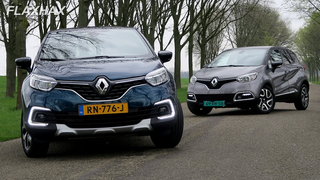Old vs New: 2018 Renault Captur (INTENS) Full Review - Is the new Captur  actually better?
