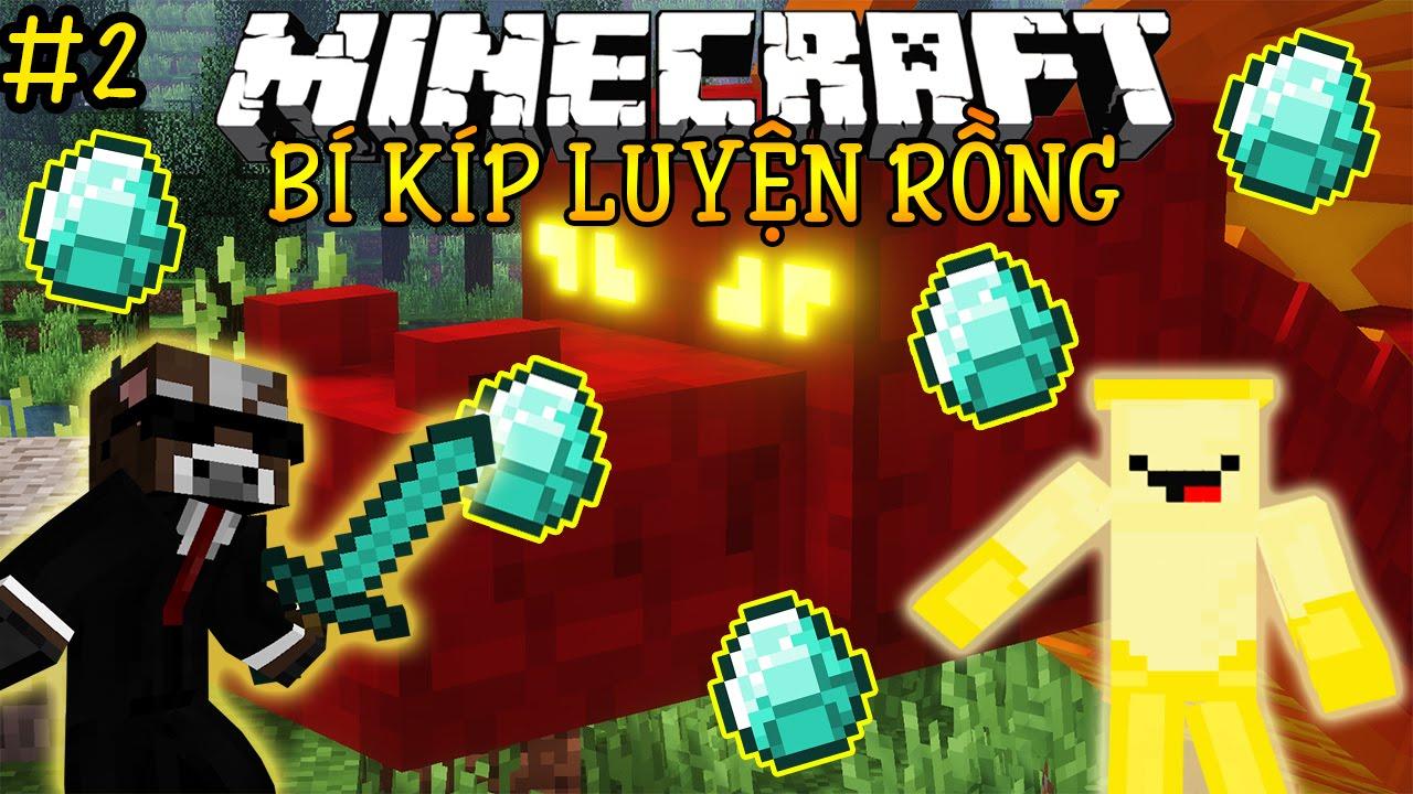 Oops Club Minecraft Bí Kíp Luyện Rồng - Tập 2: KIM CƯƠNG GÌ MÀ LẮM THẾ
