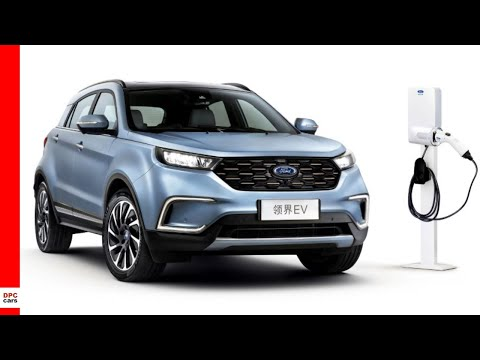 New 2020 Ford Territory EV For China