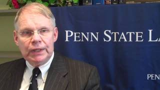 Penn State Law's military justice expert on terrorist trials in military court