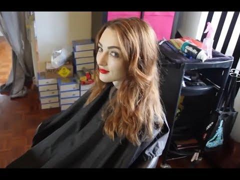 Beautiful Girl Headshave Youtube