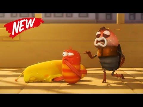 Ấu Trùng Tinh Nghịch Larva | Toilet | Larva Terbaru Cartoon Movie | Phim Hoạt Hình Larva 2018