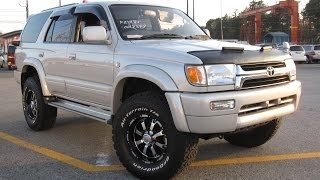 TOYOTA HILUX SURF (Stock No 3015)