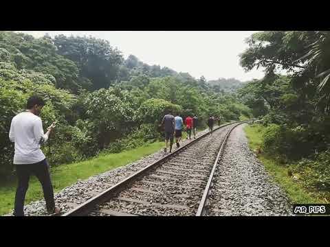 Adyarwaterfalls mangalore trip 2k17 Father muller medical college pips media